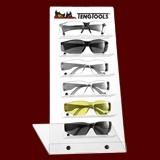 DIS-SG06E 6支組 安全眼鏡展示架組