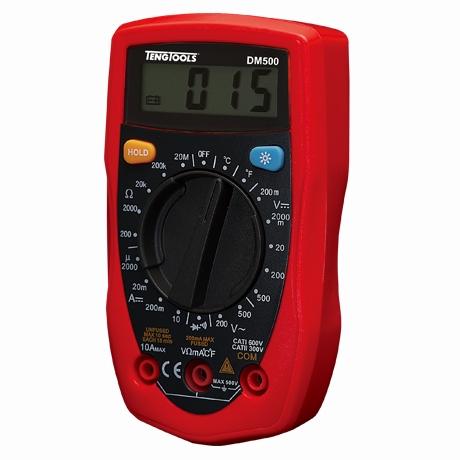 DM500 數字型萬用錶