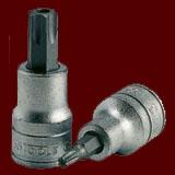 "M121220-C  1/2""(四分)星型中空S2起子頭套筒"