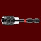 QCI14 60mm 電動工具用快脫起子接頭 1/4
