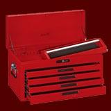 TC804N  8系列4抽上櫃工具箱