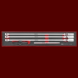 TEXTB05 5件組 T型火星塞專用套筒板手組