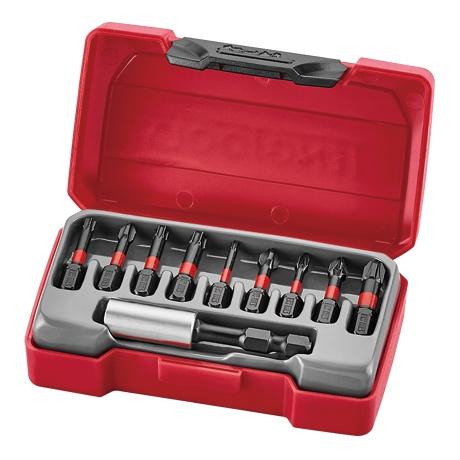 TMC010 10支組氣動起子頭工具組