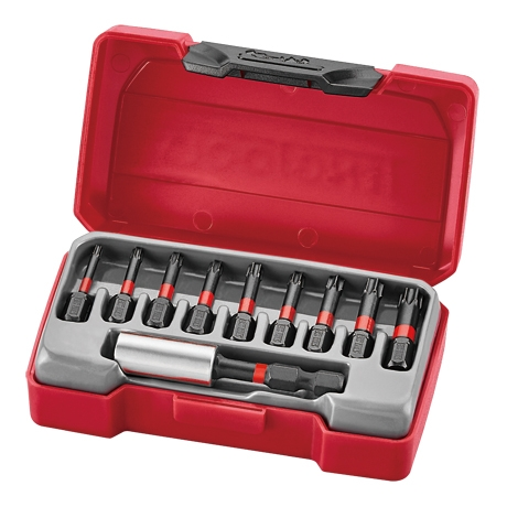 TMTX10 10支組星形氣動起子頭工具組