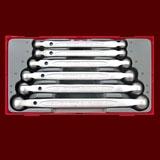TT6506   6支組 雙套筒扳手組