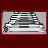TT6508RS  8支組 棘輪扳手組