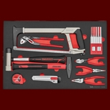 TTEPS25 25件組EVA 綜合工具組