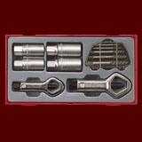TTSN11  11件組 螺帽/螺絲取出工具組