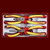 TTV440  4支組 1000伏特絕緣鉗組