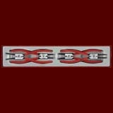 "TTX474-9  4支組 9"" C型環彈簧鉗組"